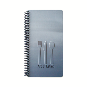 Art-of-Eating-Range_Recipe-Book_130x250_Silver